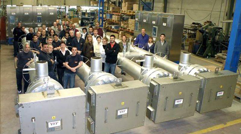 Barnamarketing assessora Industrias Eléctricas Soler en operacions internacionals