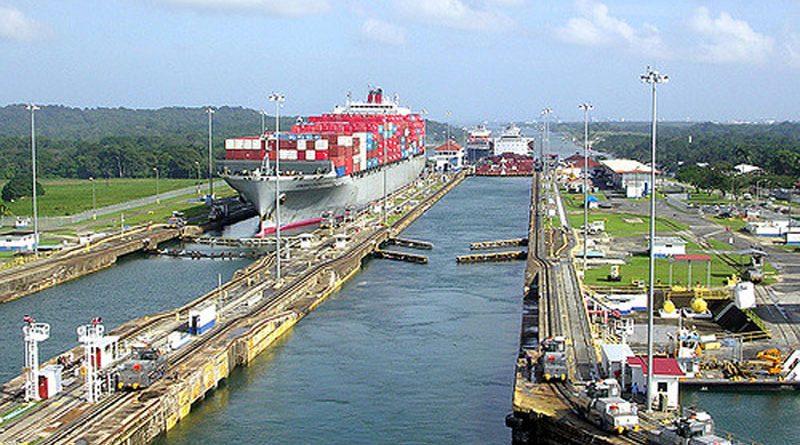 Barnamarketing assessora l'empresa Nussli en l'exportació temporal de mercaderies per a la inauguració del Canal de Panamà